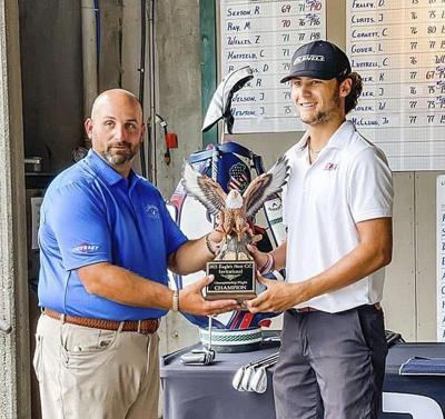Reese Sexton wins Eagle's Nest Golf Invitational