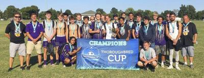 Somerset boys soccer win Thoroughbred Cup