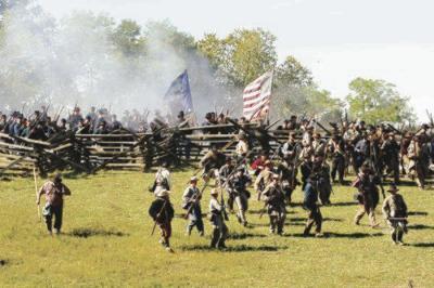 Final Mill Springs reenactment set for November 2-3