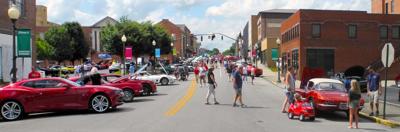 June 2018 Somernites — Main Street