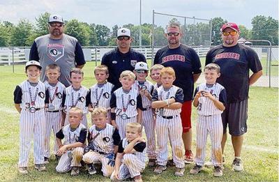 Cruisers 7U baseball team have great summer