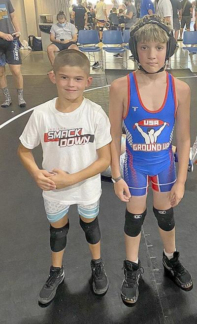 Somerset wrestlers compete in nationaltournament