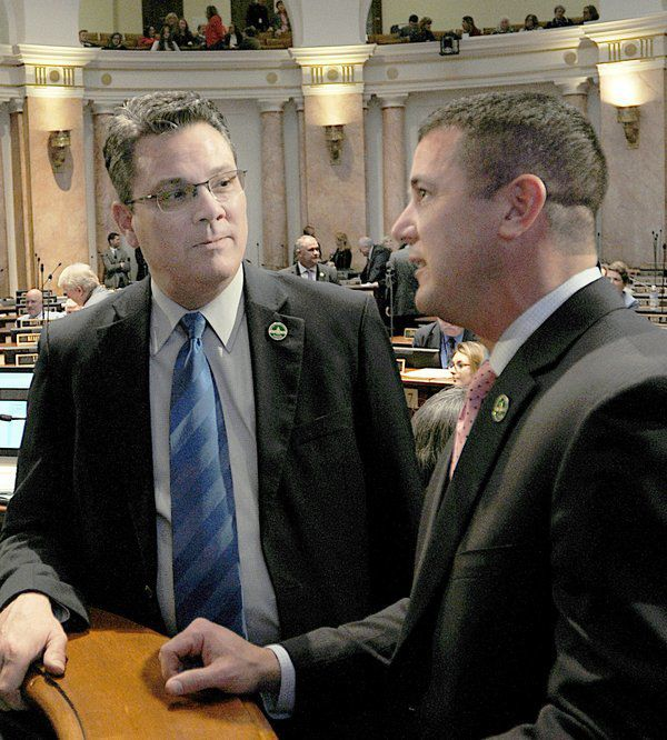 Local legislators talk pardon bills
