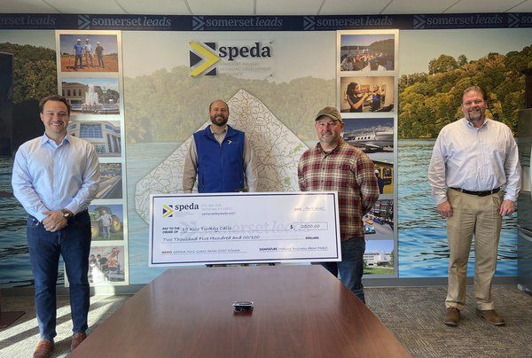 Four local businesses awarded SPEDA mini-grants