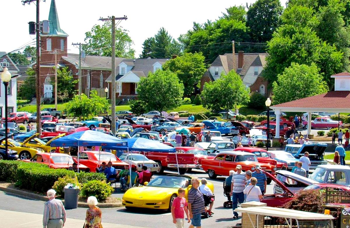 Somernites Cruise Turns This Season News Somersetkentuckycom - Car show kentucky