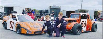Norfleet brothers are making noise in the racing biz