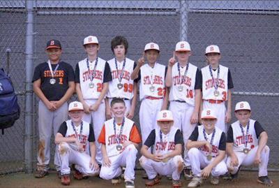 Pulaski County Stingers win 11U USSSA Summer Baseball Bash