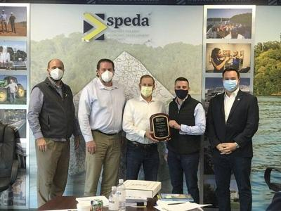 SPEDA board member Cody Gibson says he is stepping away for other pursuits