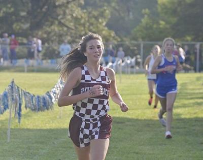 Lady Maroons win at Southern Harrier