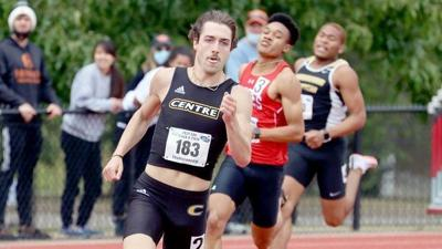 Local track athletes excel in collegiate track conference championships