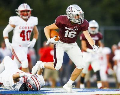 Turnovers costly inMaroons' loss