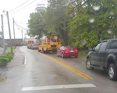 Stopped trains halting traffic in Science Hill | News