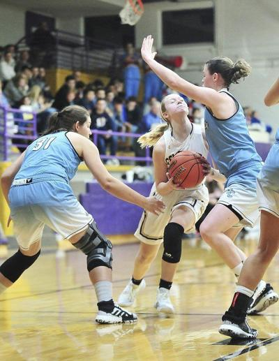 Lady Jumpers fall to Casey County