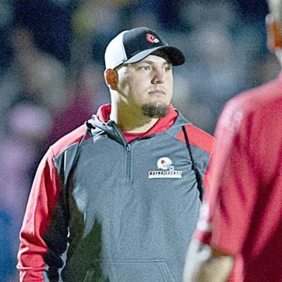Tyler Guffey named Cardinals' football coach