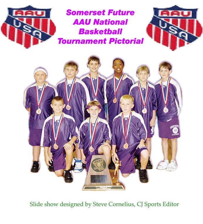 AAU National Basketball