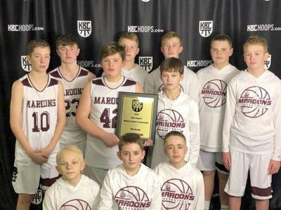 Northern Middle School 7th-graders win 12th Region Tourney