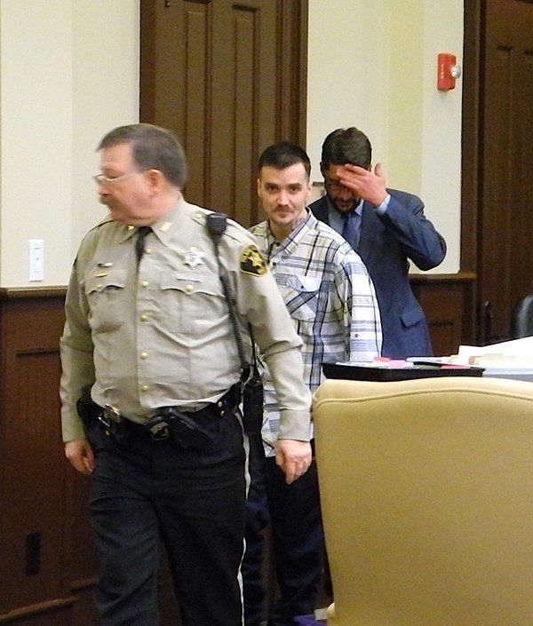 Trial underway for man accused of trying to kill deputy