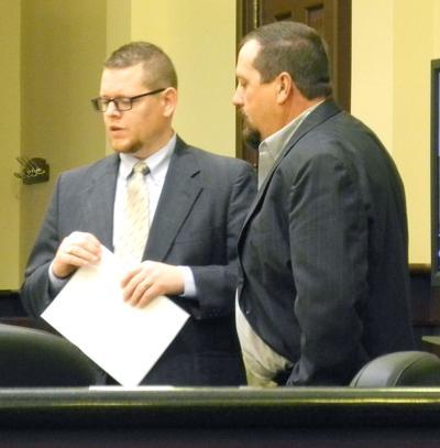 Russell Burton trial