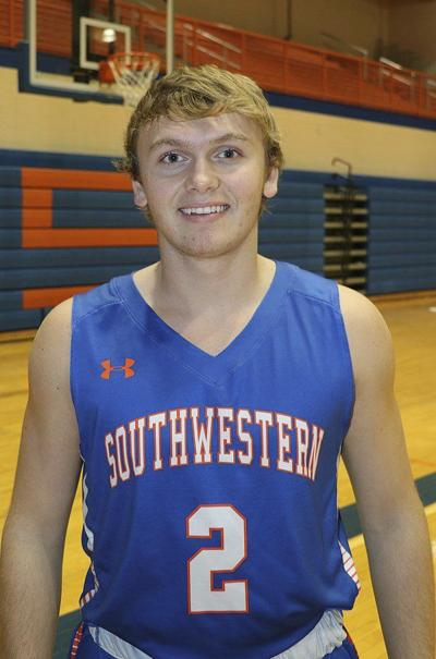 Southwestern falls to Estill County on the road