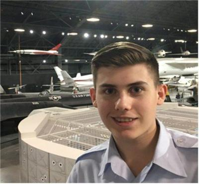 Civil Air Patrol teen soars into an aviation career