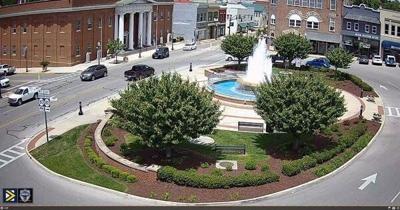 SPEDA installs live cam at Fountain Square