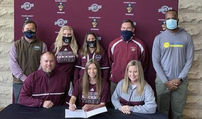 Emma Calfee signs with Campbellsville University