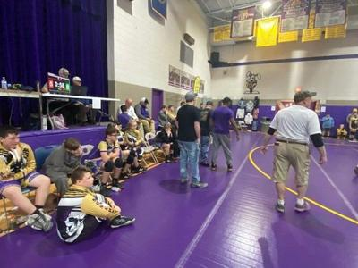 Somerset Wrestling hosts first-ever match in the local area