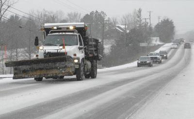 And snow it begins: Winter weather hits Pulaski County