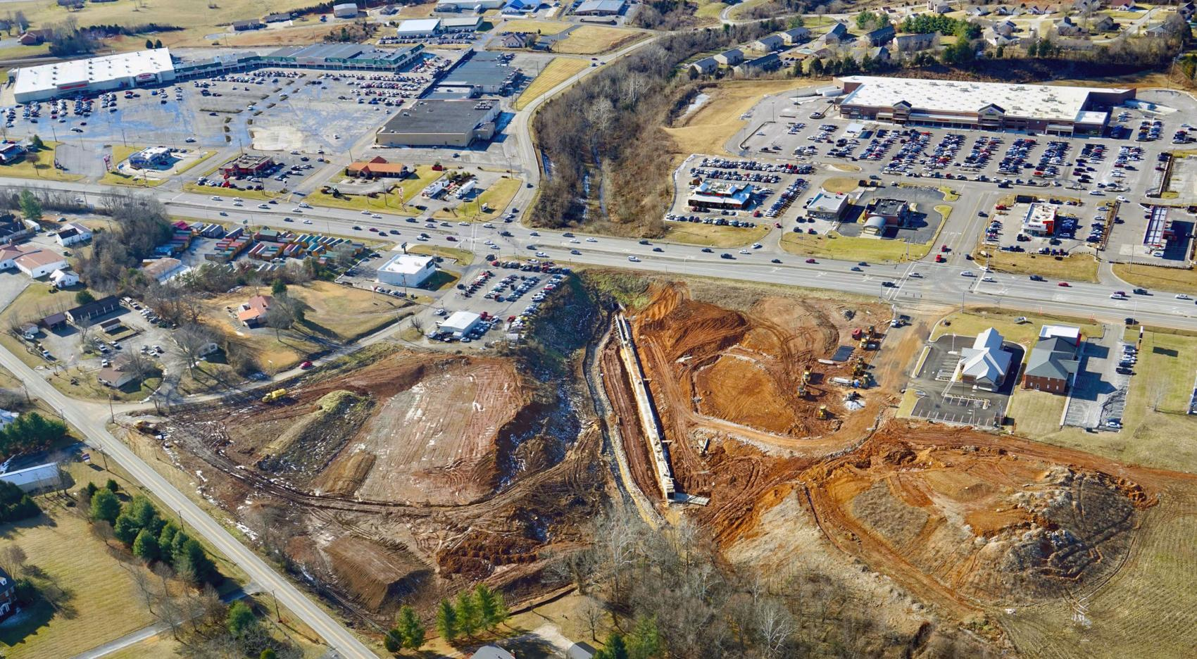 Creekside should welcome business this July