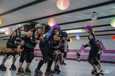 Somer City Roller Derby rolls into last home bout this Sunday