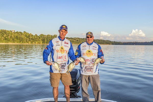 Crappie anglers converge on Lake Cumberland for $125,000 tourney