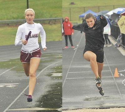 Lady Jumpers track team wins at Madison Central