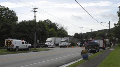 Eubank woman, granddaughter killed inMonday morning wreck in downtown Burnside