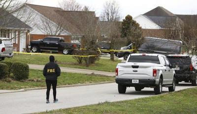 Pulaski Constable, FBI involved in shootout
