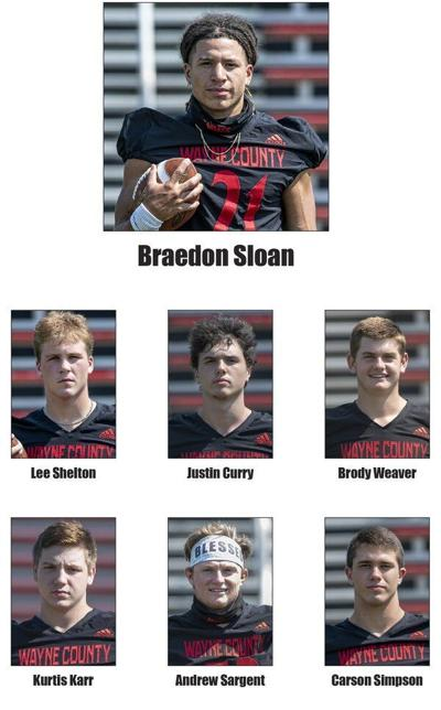 Cardinalsnamed to All-District Team