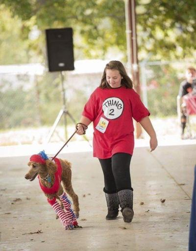 Pulaski Dog Pageant leaves a paw print on Somerset October 6
