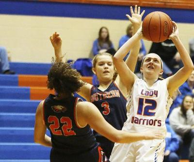 Lady Warriors rally from 16-point deficit