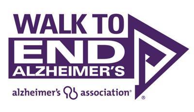 Alzheimer Walk logo