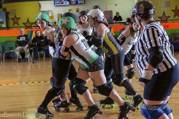 Somer City Roller Derby ready for first home showing this weekend