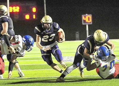 Somerset dominates Washington County, 41-6