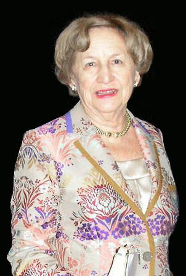 Cornelia Cooper to receive prestigiousGovernor's Award