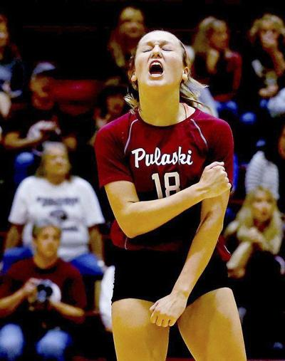 Lady Maroons down Boyle County in 3 sets