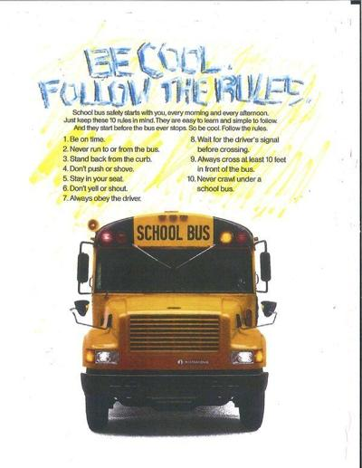 Pulaski Schools urges parents, students and motorists to be mindful of bus safety