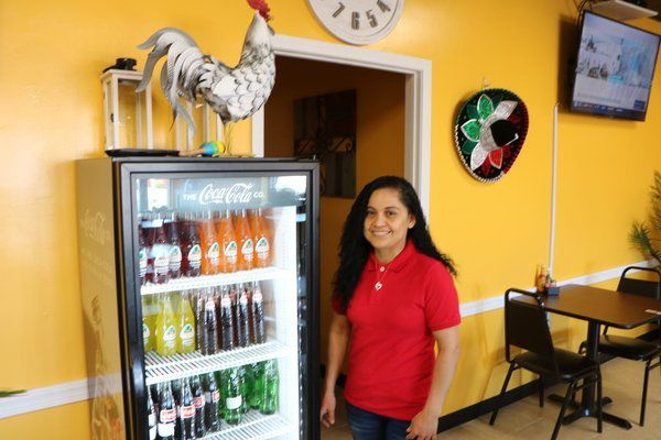 Pollo Feliz is the happiest chicken place in town