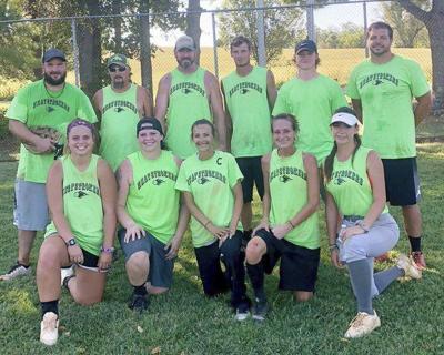 Heatstrokers win softball tourney