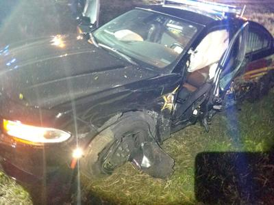 Deputy sustains minor injuries in crash | News | somerset