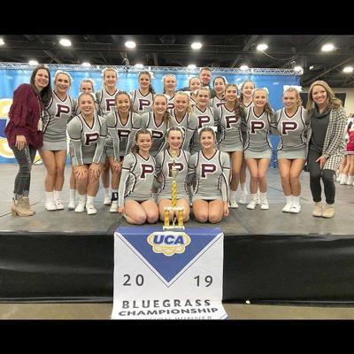 Pulaski cheerleaders win UCA Bluegrass Regionals