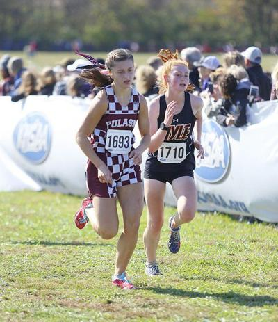 Local runners compete in KHSAA State Cross Country Championship