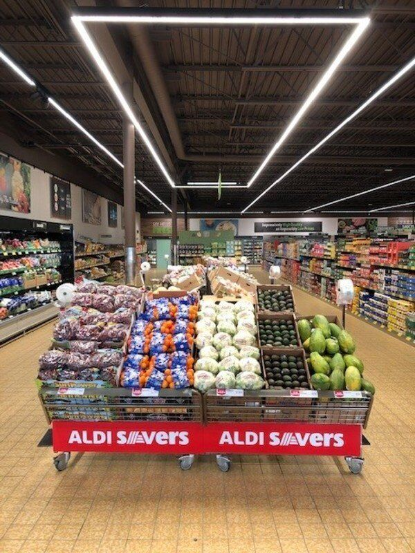 ALDI debuts fresh layout with Somerset store