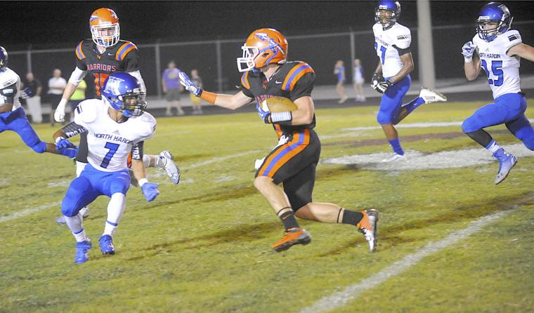 Don Marshall Somerset Ky >> FOOTBALL: Warriors' big plays seal victory - Commonwealth ...